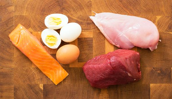 肉,家禽,魚和蛋