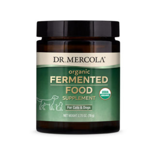 Dr Mercola Organic Fermented Food for Cats & Dogs