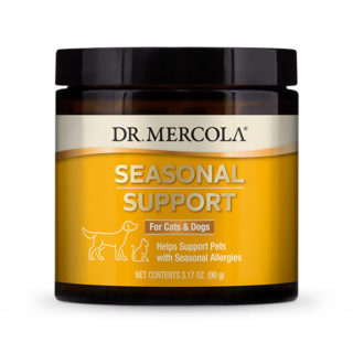 Dr Mercola Seasonal Support for Cats & Dogs